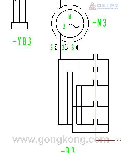 转子串电阻调速的几类电路