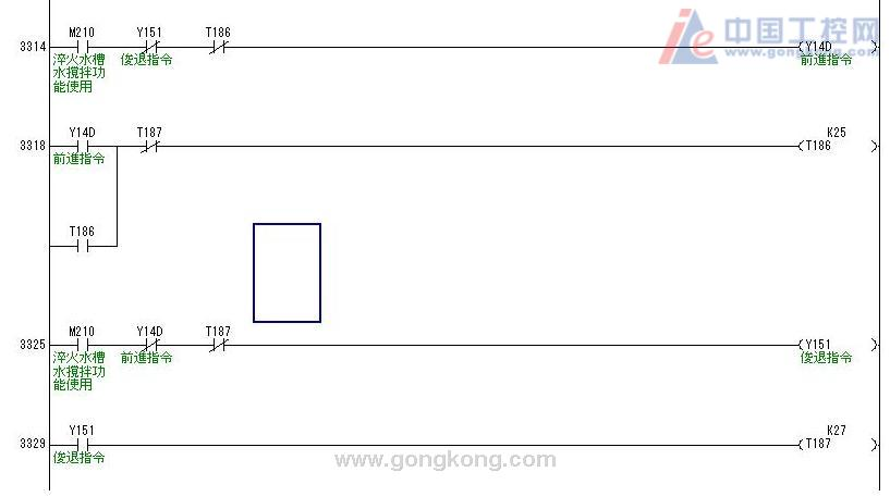 plc气缸电磁阀接线图