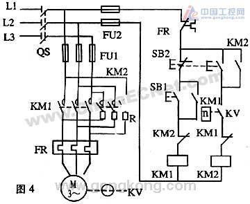 x62w万能铣床电路图