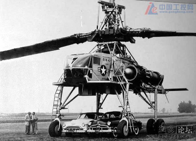 全世界最大的8种直升机
