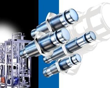 堡盟IFRP系列耐高压电感式传感器