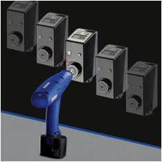 堡盟电动工具摇身变成定位机器人--极易操作的主轴定位系统