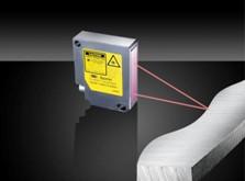 堡盟带串行接口的�y激光测距传感器