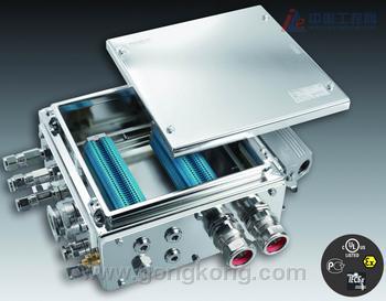 接线盒 继电器和光电耦合器 隔离器 电源 电涌保护器 工业以太网产品