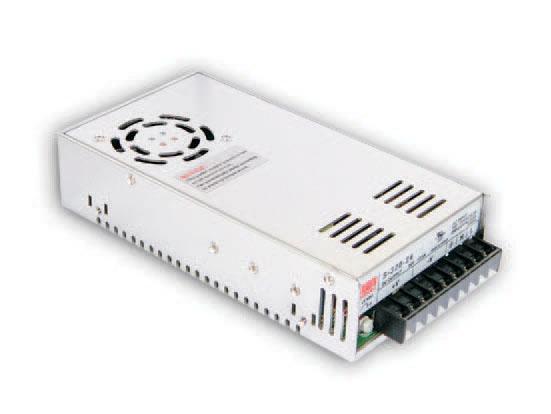明纬(mw)s-350 g1系列350w经济型开关电源