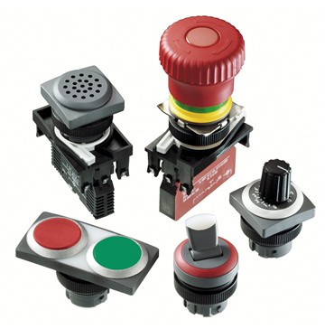 rafix 22 qr系列 按钮开关和指示灯