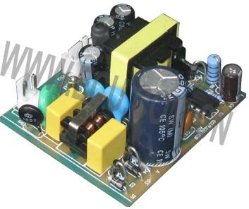 华耀电子 24w 单路输出基板开关电源