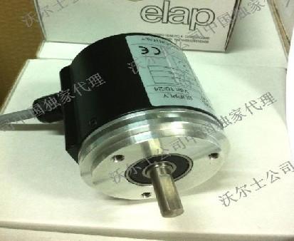 elapfa系列单圈绝对值编码器-产品中心-中国工控网