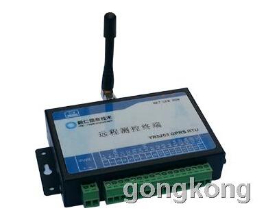厦门毅仁 YR5203 GPRS RTU远程测控终端