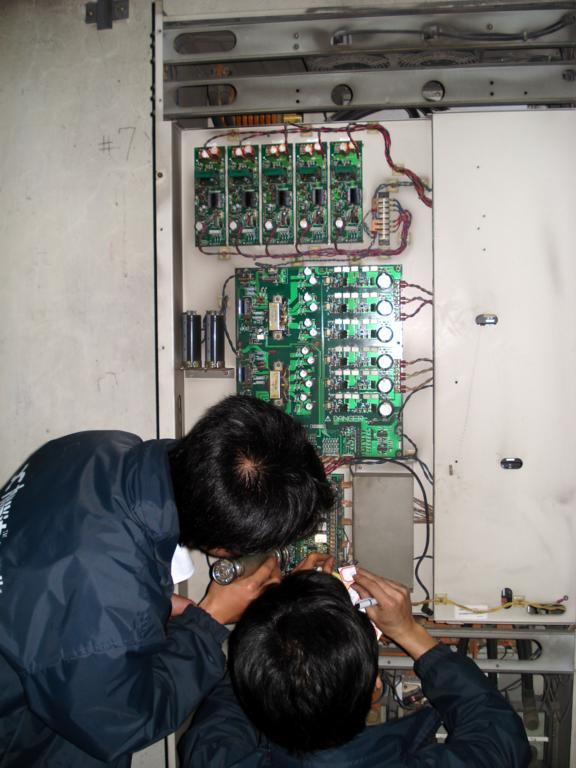 vlt800变频器电源电路图