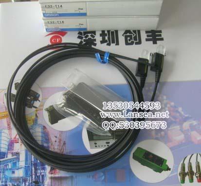 欧姆龙光电开关e3z-t61a-对射光纤e32-t14-供求信息