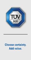 TUV南德认证检测(中国)有限公司